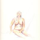 Life session nude 3 by J-C Saint-Pô