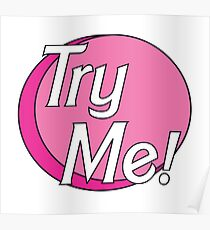 Try Me! Poster