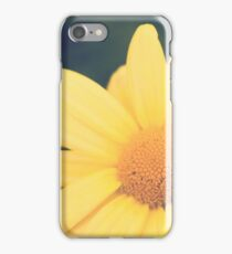 Yellow Daisy iPhone Case/Skin