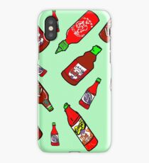 Hot Sauce!  iPhone Case