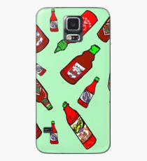 Hot Sauce!  Case/Skin for Samsung Galaxy