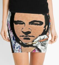 Portrait of the Artist as a Young Man Mini Skirt