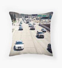 Hennepin Ave Throw Pillow