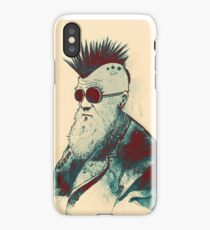 Evolution of Charles iPhone Case