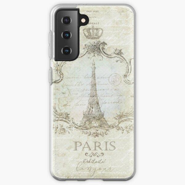 Paris My Embrace Samsung Galaxy Soft Case