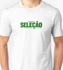 Brasil (World Cup 2018) Unisex T-Shirt