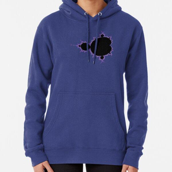 Mandelbrot 002 Pullover Hoodie