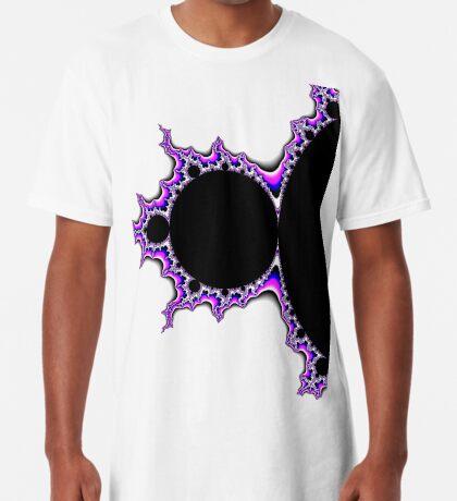 Mandelbrot 002 Long T-Shirt