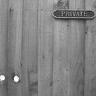 Still Private ? by Matthew Fleet
