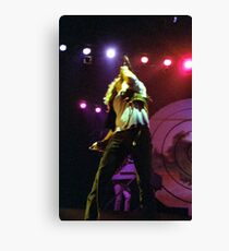 Tall Cool One Canvas Print