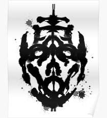 Inkblot Test, Verdict Psycho Poster