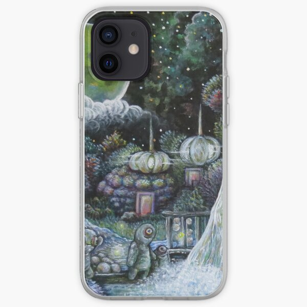 Glorbos and the Temple of Zads iPhone Soft Case