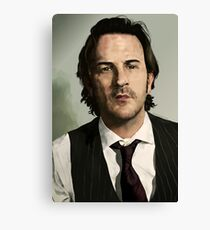 Richard Speight, Jr as Loki Canvas Print