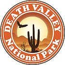 DEATH VALLEY NATIONAL PARK CALIFORNIA CACTUS HIKE HIKING CAMP CAMPING BIKING by MyHandmadeSigns