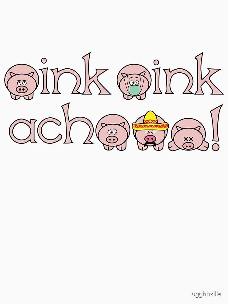 oink oink achooo! by ugghhzilla