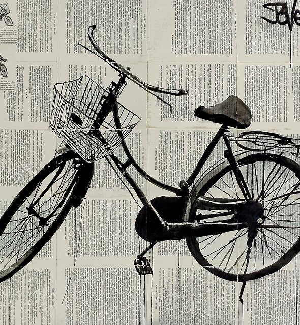 ride by Loui  Jover