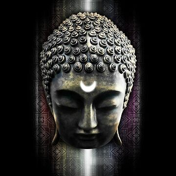 Buddha Moon by jabwai