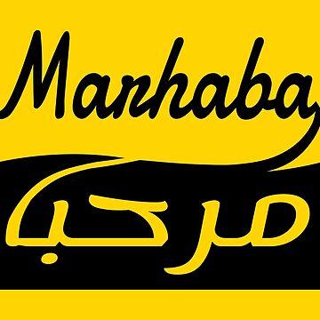 Marhaba (Hello) by FWT83