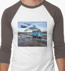 VW Camper Van Men's Baseball ¾ T-Shirt