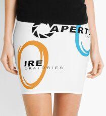 Aperture Science Portal Mini Skirt