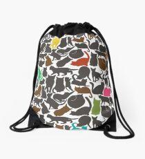 Cats! Drawstring Bag