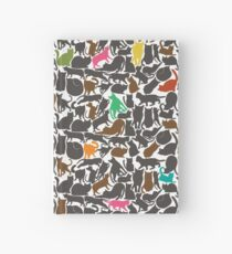 Cats! Hardcover Journal