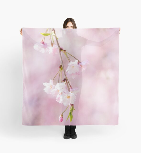Dreaming of Everlasting Spring - Cherry Blossoms by OasisByRebecca