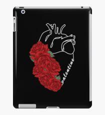 Vinilo o funda para iPad Corazón humano de San Valentín