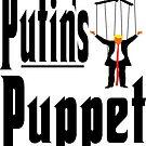 Putins Puppet Trump by EthosWear