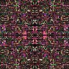 Urban Pattern #4 by LaRoach