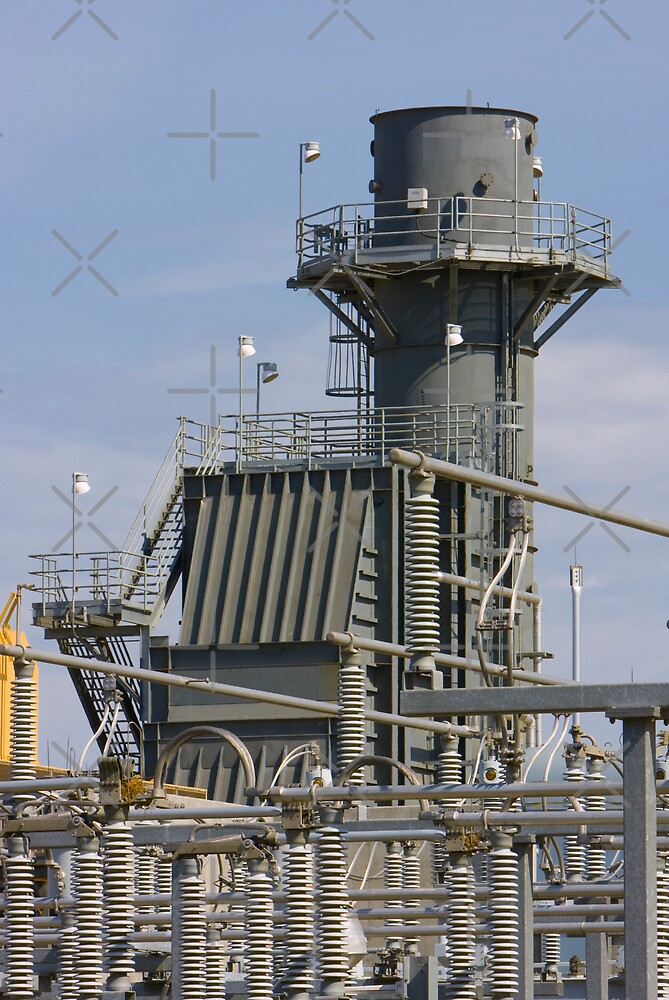Zoned for Heavy Industry - Energy Plant by Buckwhite