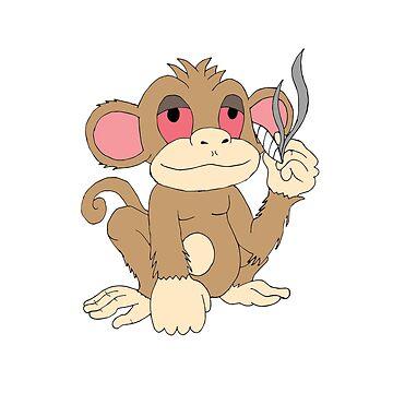 Mary Jane Monkey by JNPPro413