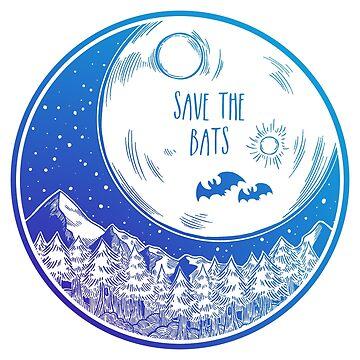 ¡Salva a los murciélagos! de Chikagi