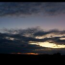 Lamington National Park Winter Sunrise by Jennifer Ellison