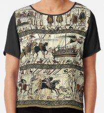Blusa Tapiz de Bayeux
