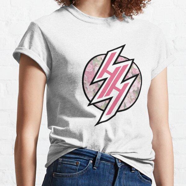 HENTAI HAVEN ROSE PASTEL FLORAL T-shirt classique