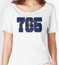 ALWAYS REPPIN' THE 765 Women's Relaxed Fit T-Shirt