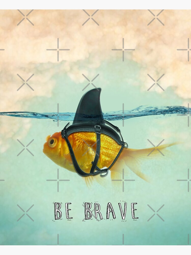 Be Brave - Brilliant Disguise by vinpez