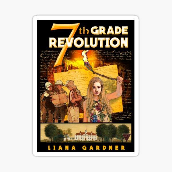 7th Grade Revolution Sticker