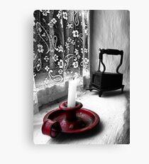 candle light ... Canvas Print