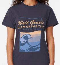 Walt Grace's Submarine Test X Emoji of a Wave | Shirt Classic T-Shirt