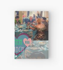 Women Who Lunch Hardcover Journal