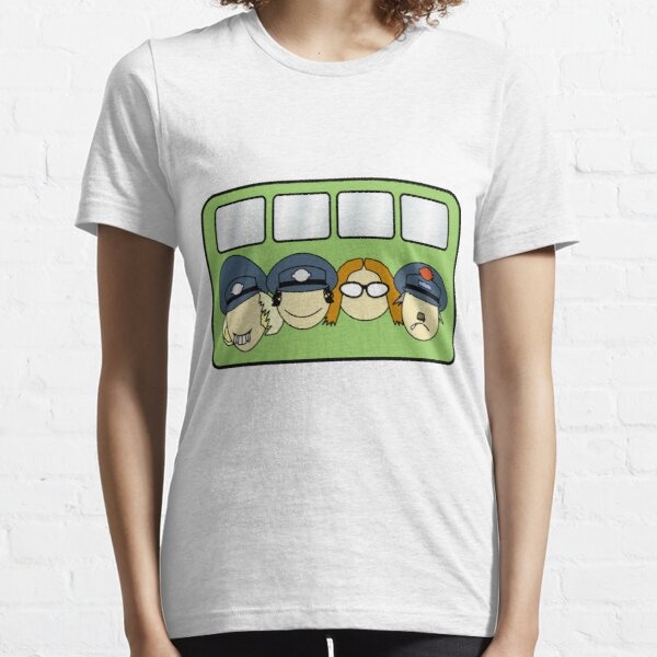 Buses Essential T-Shirt