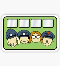 Buses Sticker