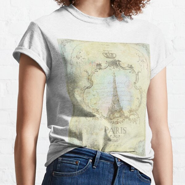 Paris Embrace Classic T-Shirt