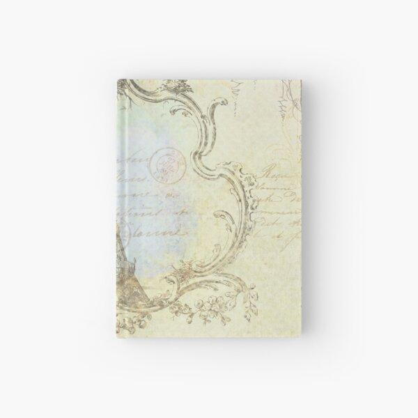 Paris Embrace Hardcover Journal
