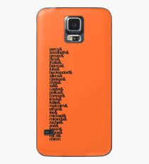 Percy Jackson and the Olympians Characters Case/Skin for Samsung Galaxy