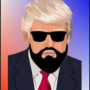 Trump Trump Trump by DustyEODguy