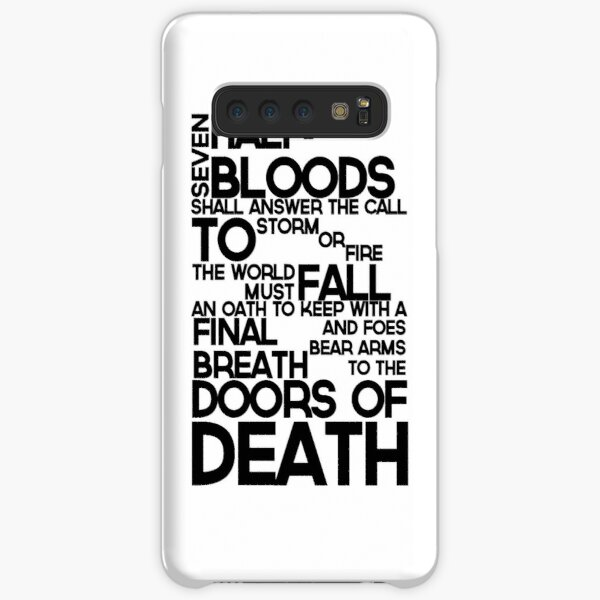 Heroes of Olympus Prophecy Samsung Galaxy Snap Case