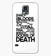 Heroes of Olympus Prophecy Case/Skin for Samsung Galaxy